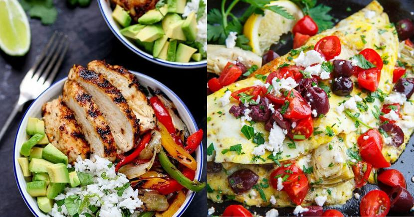 11 alimentos que contienen menos de 100 calorías