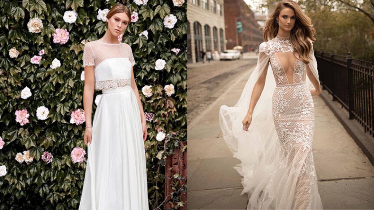 Vestidos de novia que te harán lucir como princesa