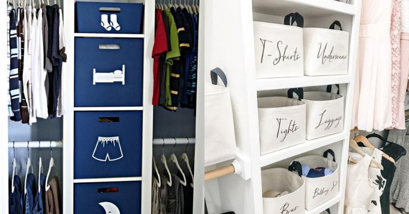 13 Ideas Para Darle un segundo aire a tu armario ¡Hazlo tu misma!