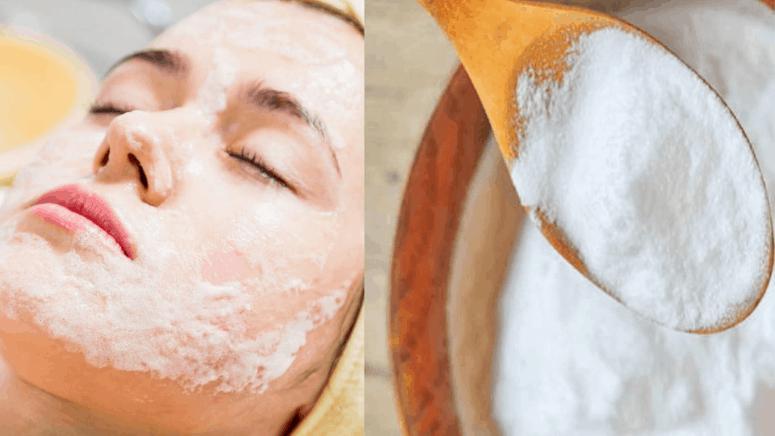 ¿Por qué usar bicarbonato de sodio en la piel y el cabello?