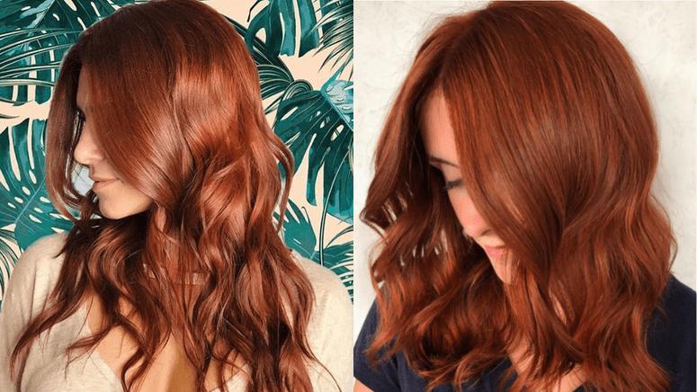 Ginger Beer Hair, la nueva tendencia de cabello que es perfecta para el otoño