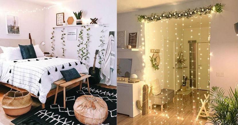 Ideas súper trendy para decorar tu habitación y llenarlo de personalidad