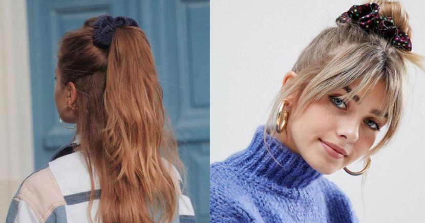 Peinados con donitas que te harán lucir súper trendy en todo momento