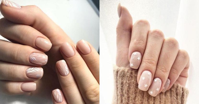 Rosa pálido, el color que amarás llevar en tus uñas