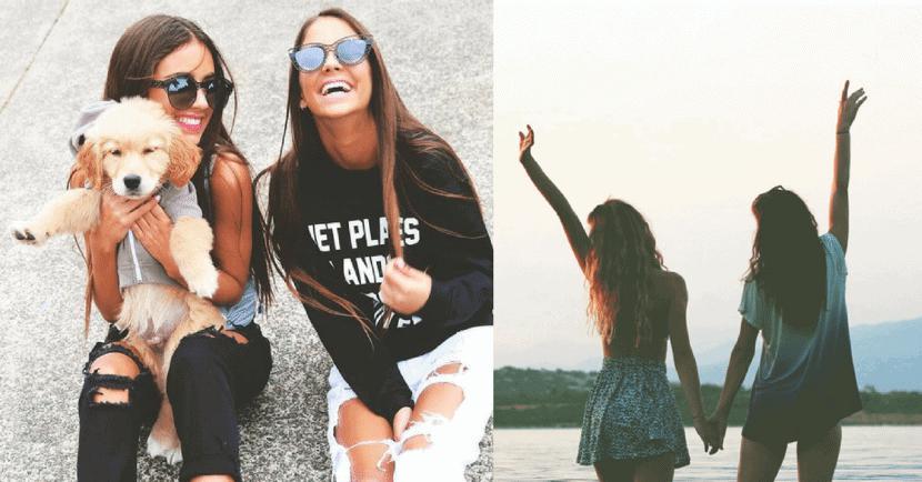 16 Señales de que definitivamente encontraste a tu mejor amiga