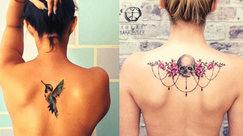 Tatuajes de colores que no podrás resistir a hacerte