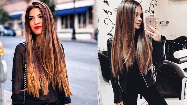 Tips y mascarillas para un cabello lacio sin usar plancha