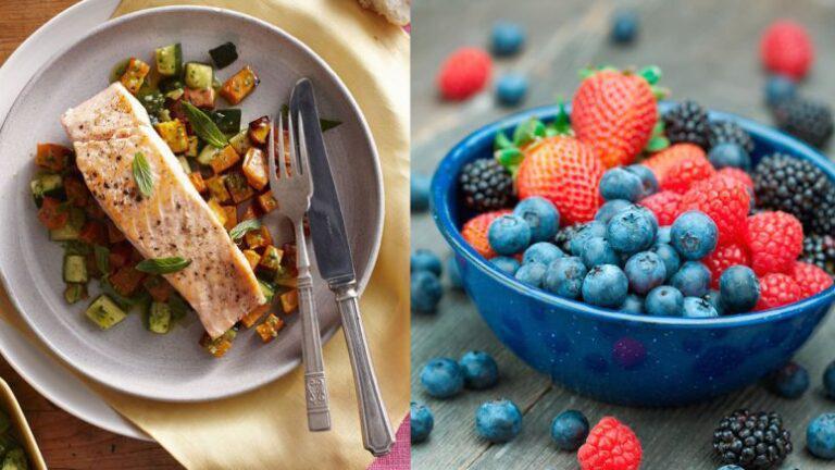 Alimentos que te ayudarán a bajar la pancita en poco tiempo