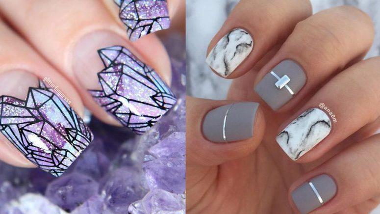 18 Diseños de uñas que te harán ver increíble en el año