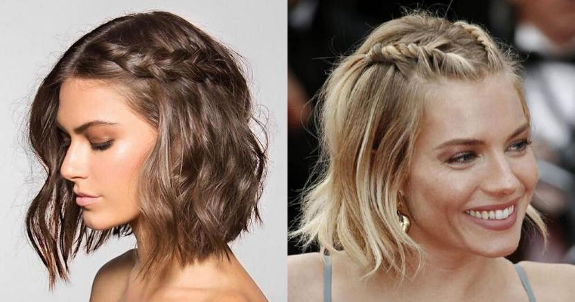 Ideas de peinados para las chicas que tiene corte bob
