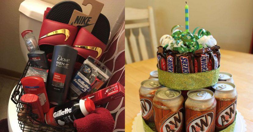 16 ideas de regalos que podrás hacerle a tu novio