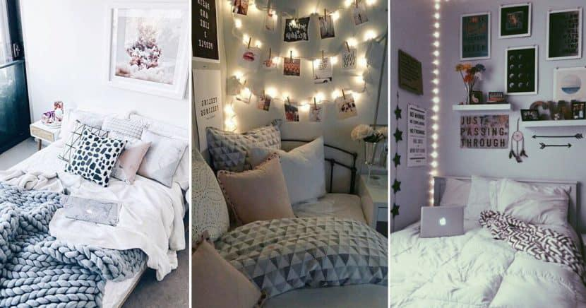 DIY! 12 ideas increíbles para decorar tu cuarto