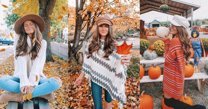 15 looks de otoño de Caitlin Covington que querrás copiar