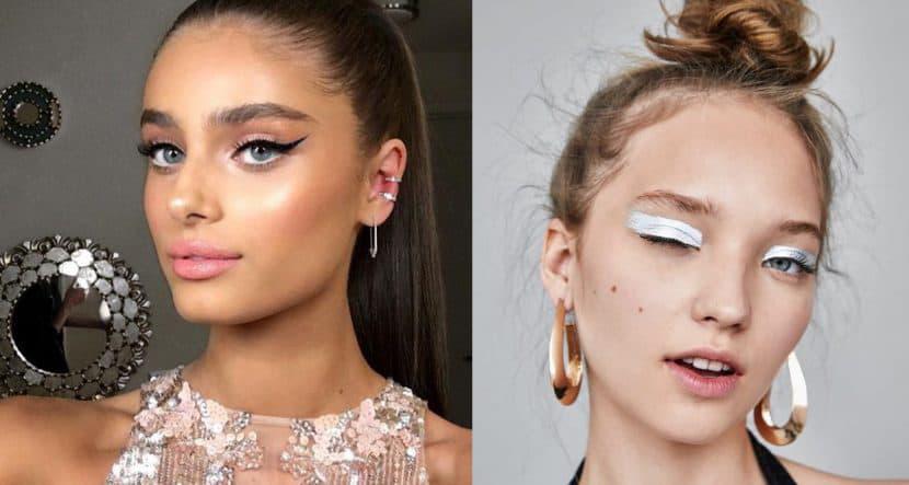 15 estilos de maquillaje para Año Nuevo