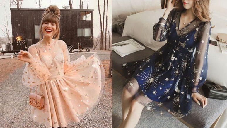Outfits con transparencias que te convertirán en la más chic