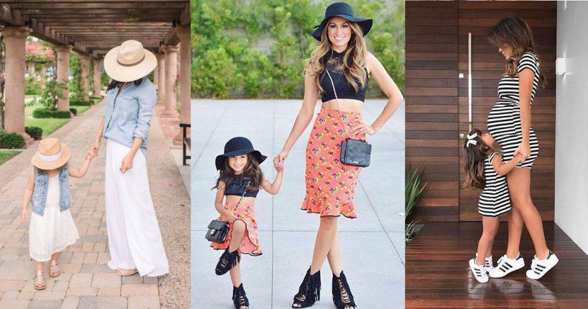 15 outfits que puedes hacer con tu hija