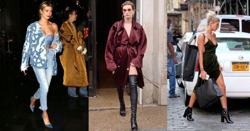 Los 15 outfits más impresionantes de Hailey Baldwin