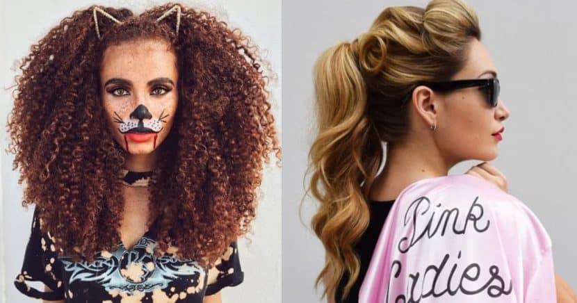 15 peinados de Halloween que amarás