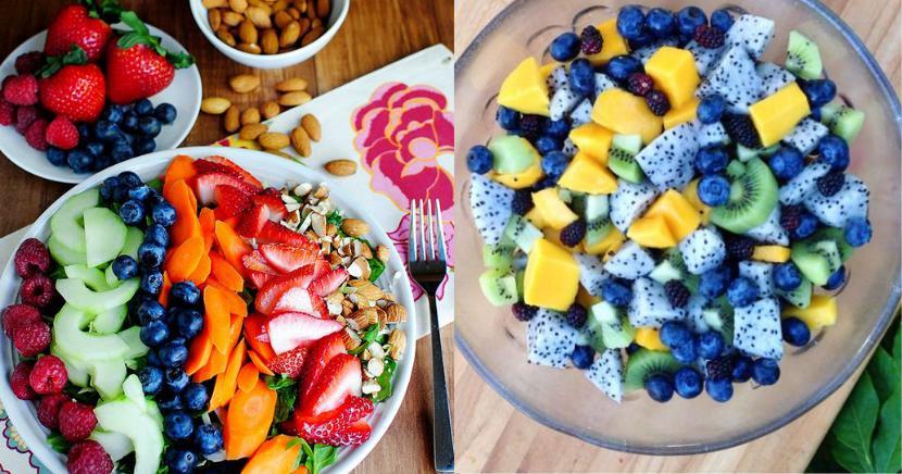 Alimentos que debes comer para iniciar el día