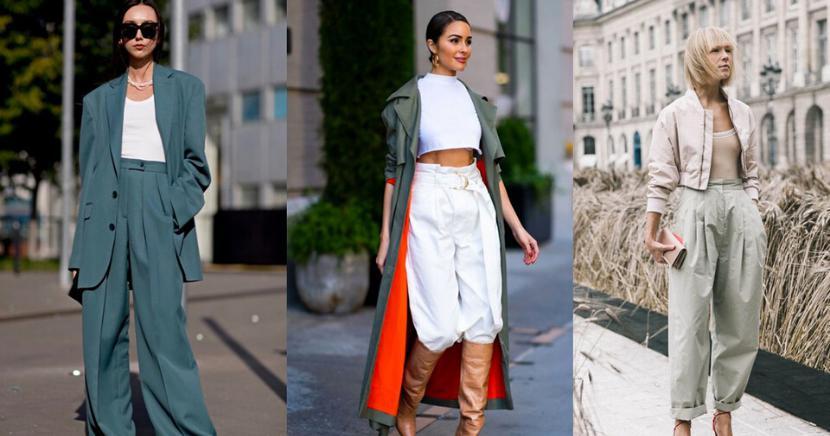 Baggy pants y las mejores maneras de llevarlos en el street style