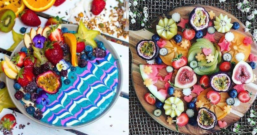 Formas deliciosas y nutritivas para comer un plato de frutas