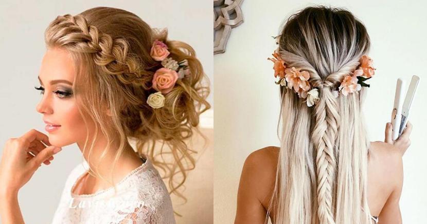 Increíbles ideas de peinados para tu boda