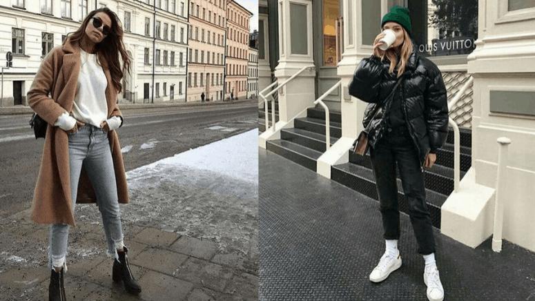 Logra lucir súper trendy en invierno sin morir en el intento