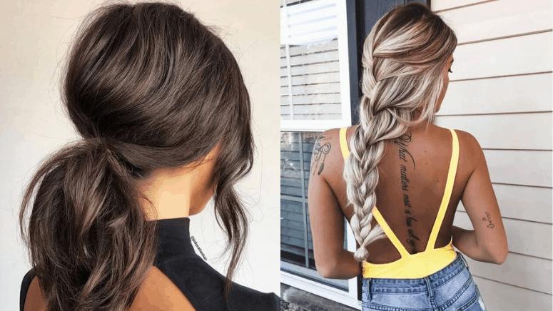 Peinados increíbles y cómodos para hacer ejercicio