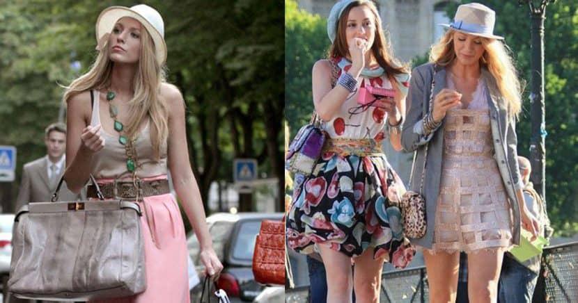 10 cosas que no sabías del vestuario de Gossip Girl