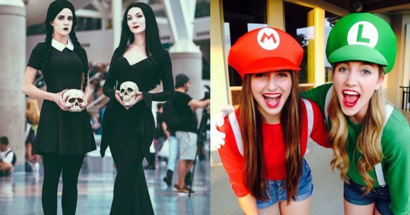 Ideas originales para disfrazarte de Halloween con tus amigas