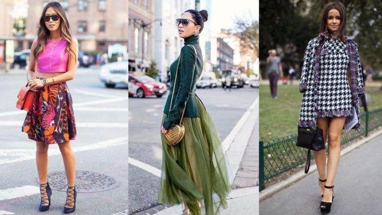 13 Faldas y vestidos que te convertirán en toda una fashionista