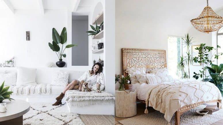 Ideas para decorar tu casa al estilo boho chic