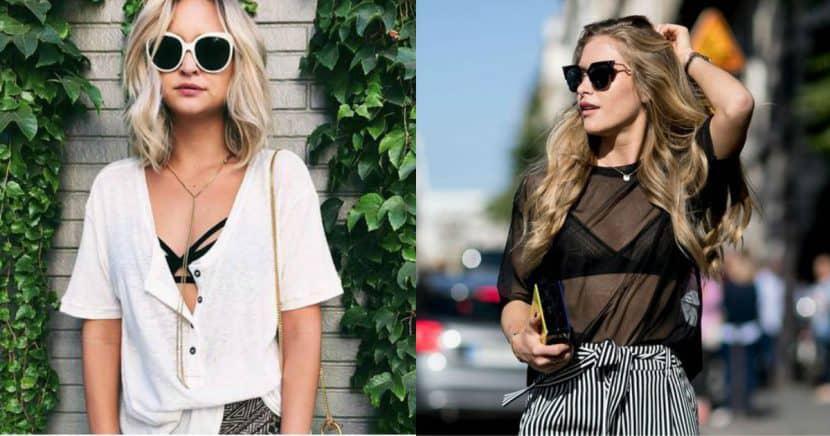 12 ideas para usar un bralette y lucir sexy y trendy