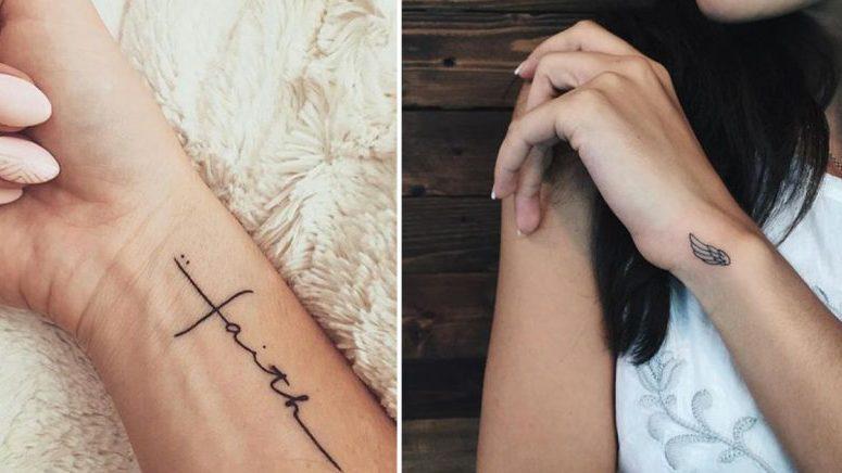 12 Hermosas Ideas Para Tatuajes En La Muñeca Que Te Encantaran