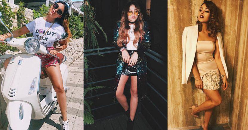 18 looks de Danna Paola que son perfectos en temporada de calor