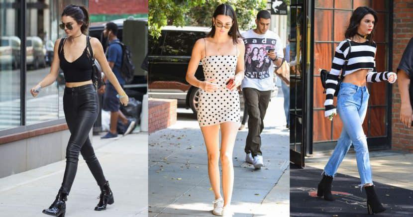15 looks de Kendall Jenner que son perfectos para empezar el verano