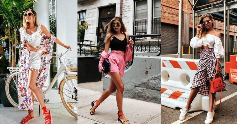 15 looks de Michelle Salas para brillar en verano