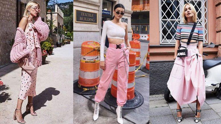Maneras increíbles de usar el millenial pink