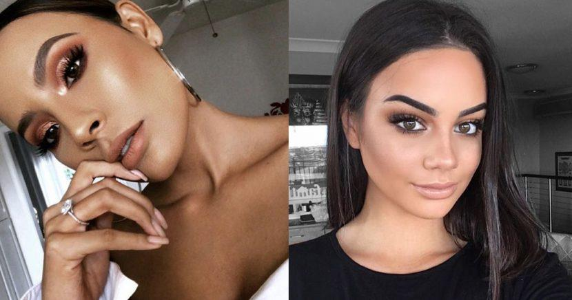 15 looks de maquillaje para chicas con piel bronceada