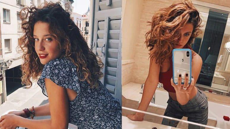 María Pedraza y sus outfits de impacto para un Instagram increíble