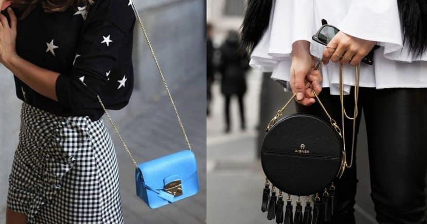 16 mini bags que te conquistarán con su increíble diseño