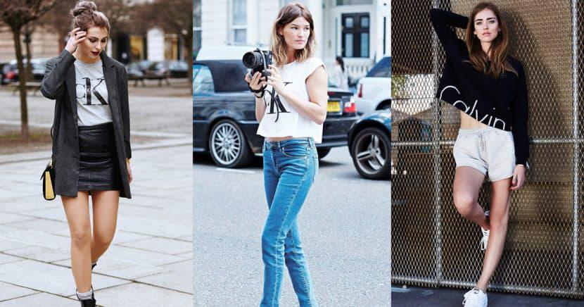 15 outfits de Calvin Klein que te convertirán en la más chic