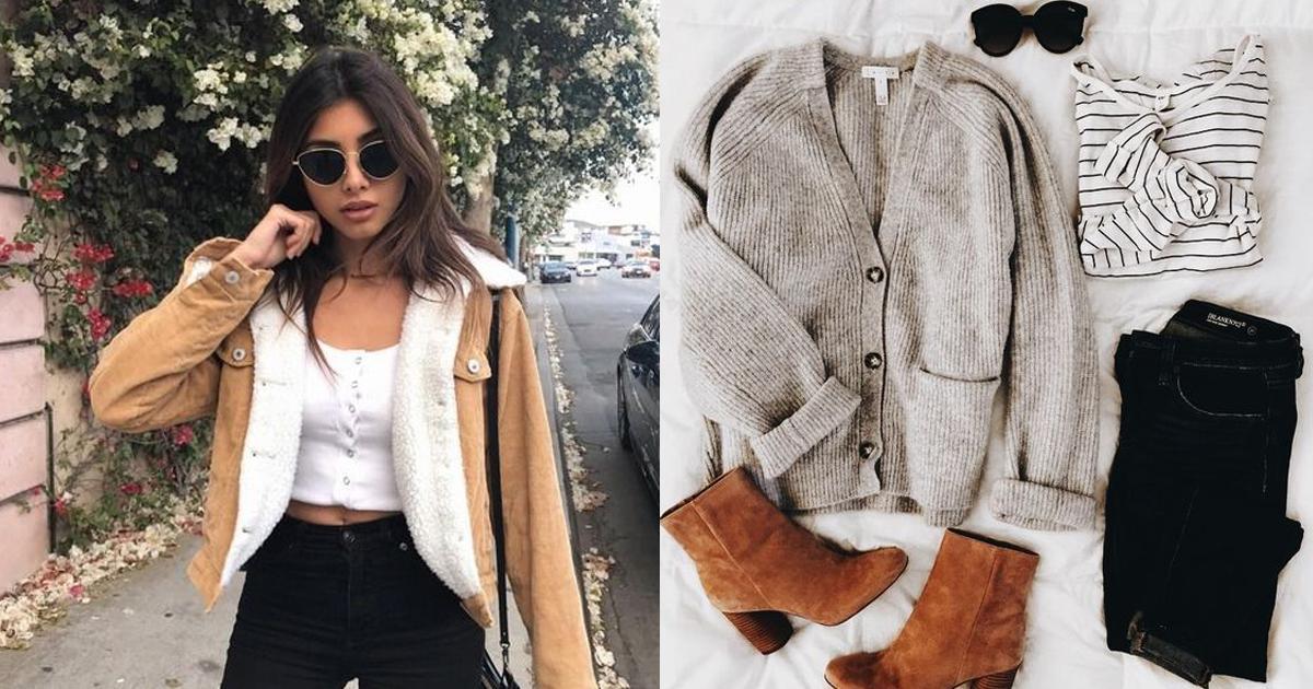 Outfits trendy para este regreso a clases