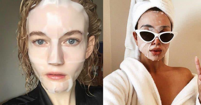 Las sheet masks: qué son y para qué sirven
