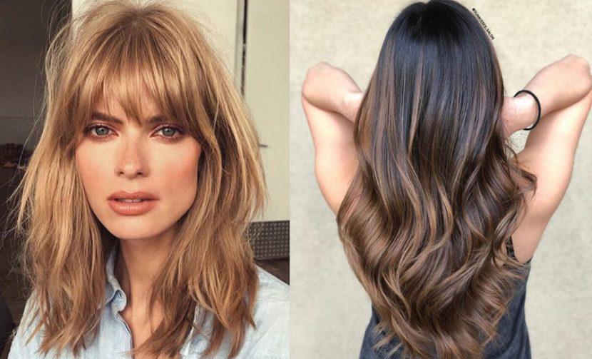 Estas son las tendencias de color de cabello de otoño invierno