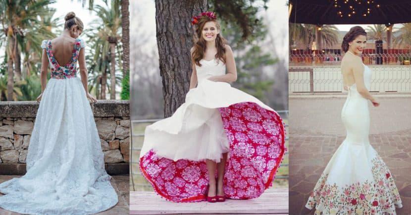 Vestidos de novia que sacarán tu lado más mexicano