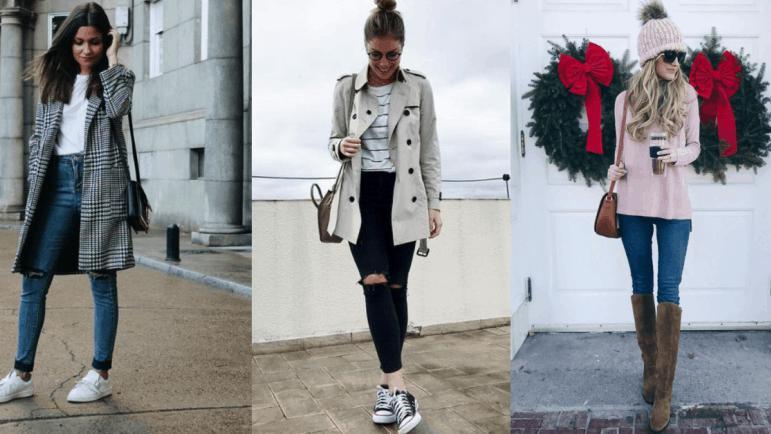 13 Outfits casuales de Invierno que amarás