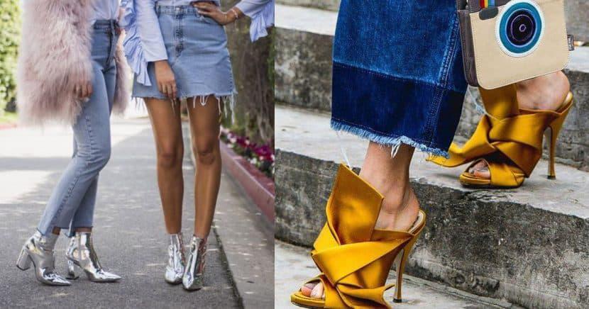 Estos fueron los zapatos más trendy del año