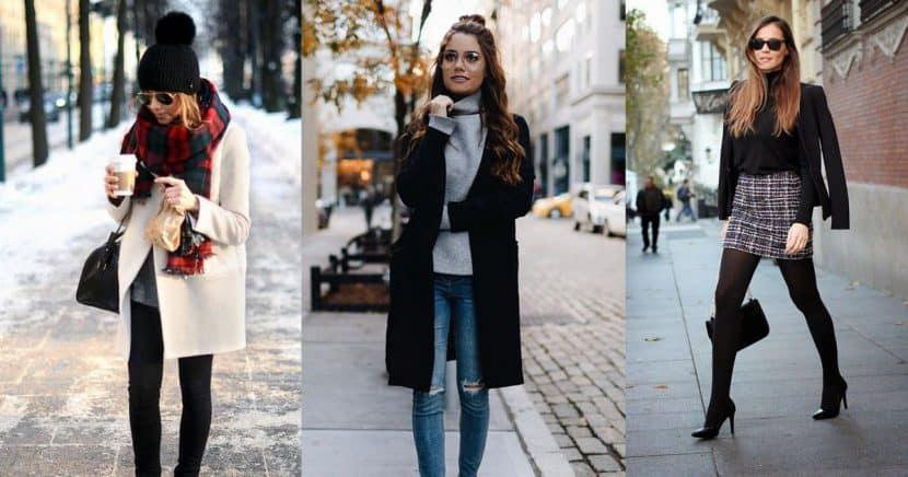 Outfits increíbles que te ayudarán a combatir el frío