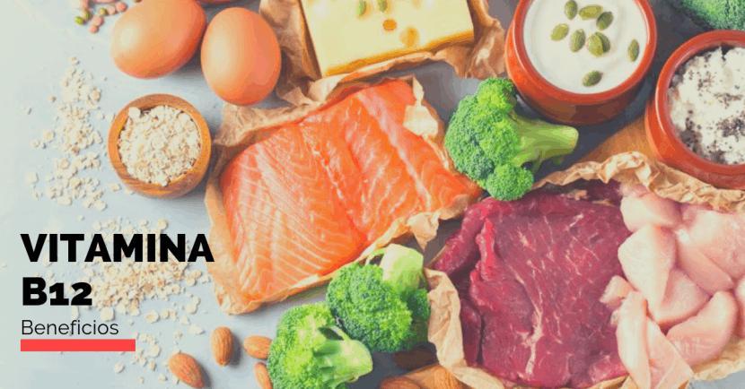 Beneficios de la Vitamina B12 que debes conocer